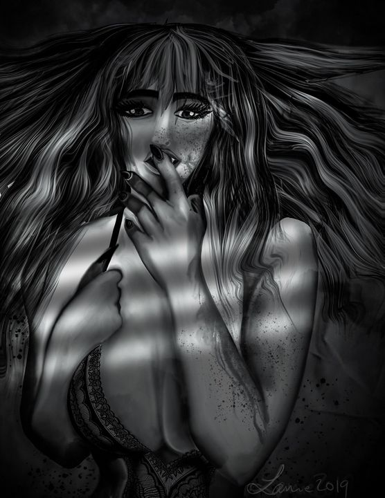 Bloodlust - Mother Nerd