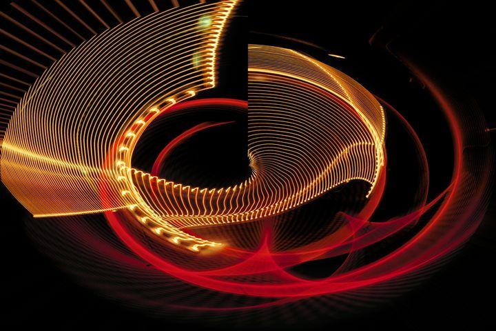 Light Dance - FineArtLightWorks