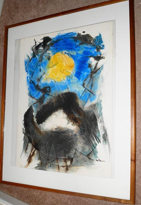 Sun In The Blue - Oscar Folk Collection