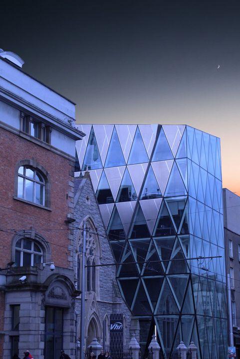 Dublin, Ireland - Caitlin McCann