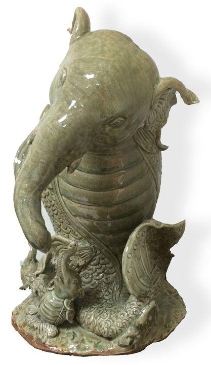 Water elephant - siamese craft