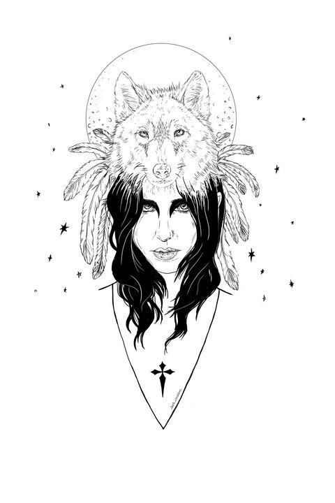 The Wolfe - dark creation