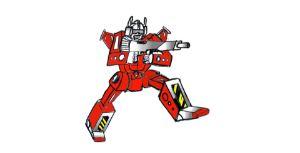 """Transformer """"Running"""""""