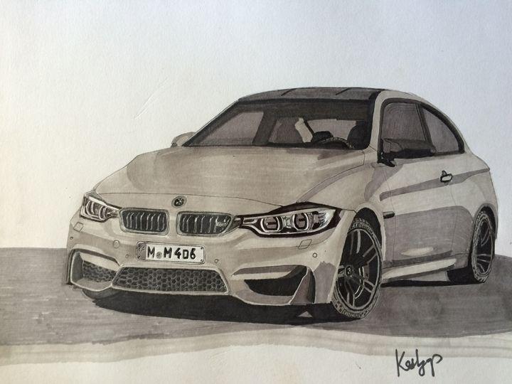 BMW M4 - Kashyap