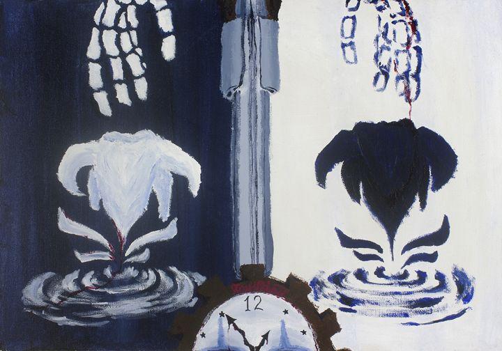 tick-tack : dark-and-light - Kaori Ochiai