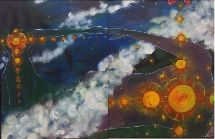 la mer et l'univers - Kaori Ochiai