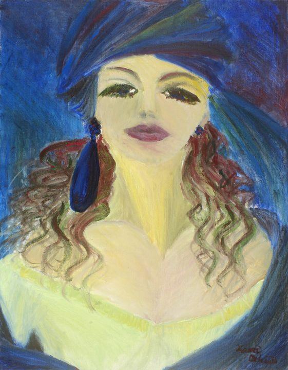 Pride of a Gypsy Queen - Kaori IllO
