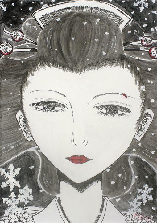 O-Yuki - Kaori IllO