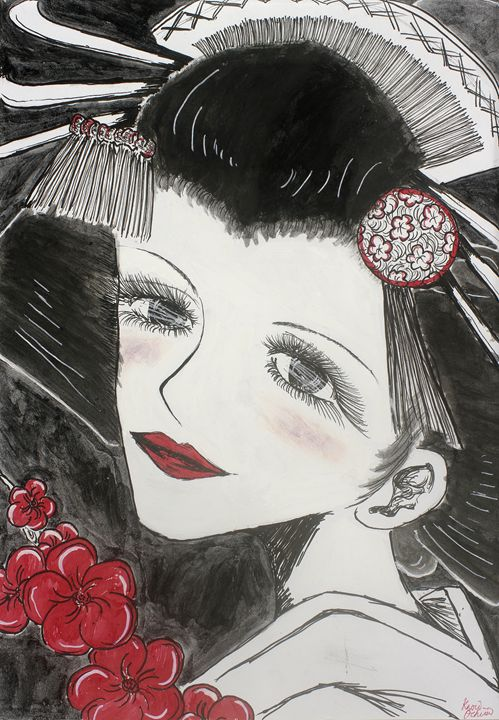 O-Ume - Kaori Ochiai