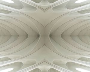Cathedral Ceiling I