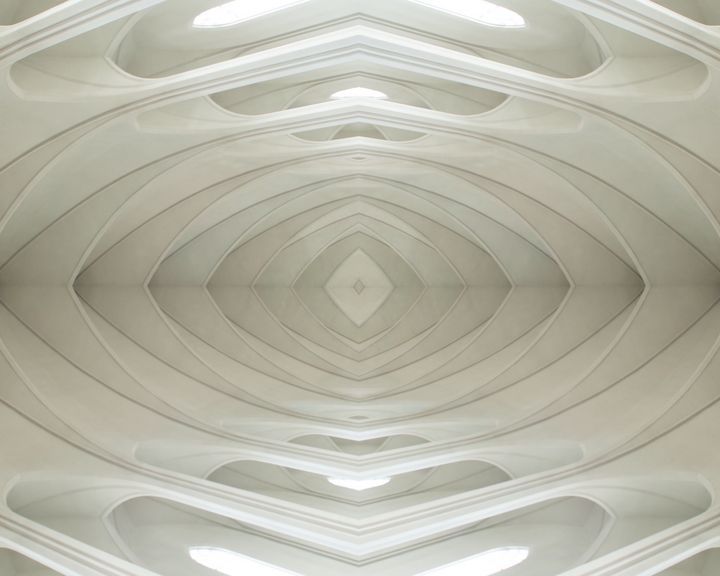 Cathedral Ceiling III - RA Williams