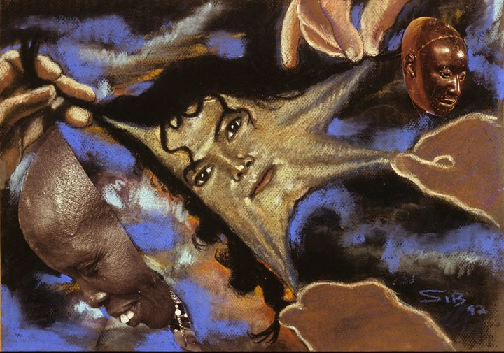 The metamorhosis  of Michael Jackson - John H. Sibley