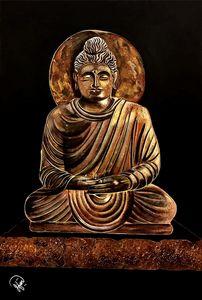 BUDDHA (Metallic)