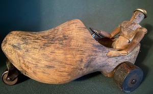 WoodenShoeWoodenHeadWouldn'tListen