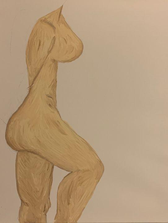 Female Form - Mary Beth Wilson