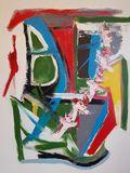 abstract,acrylic on canvas
