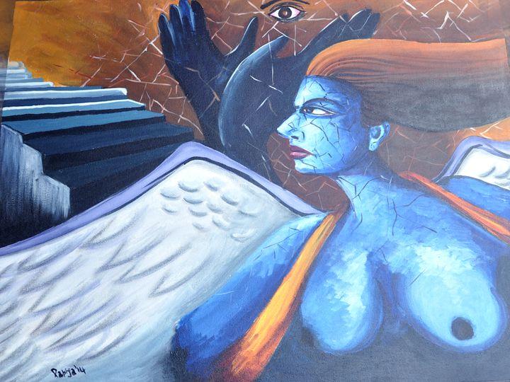wings - Papiya's art