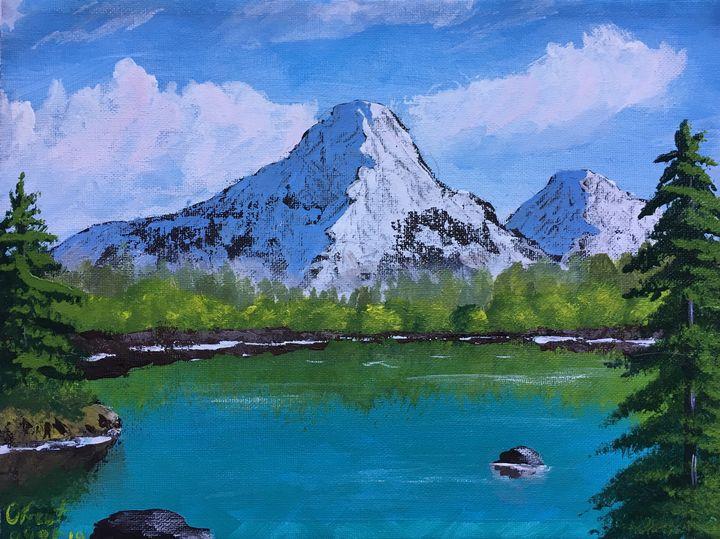 Mountain Lake - Okrot