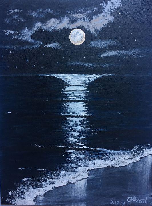 Moon night - Okrot