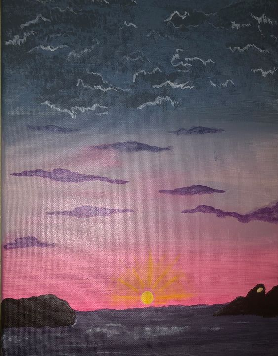 Love sets and sunsets - Destany Berni