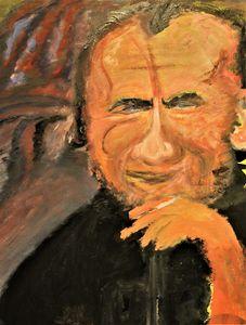 Bukowski, Dead Poets Art