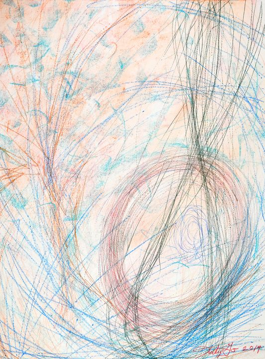 The Movement Within - Katy Go Art