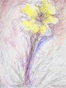 Freedom Flower - Katy Go Art