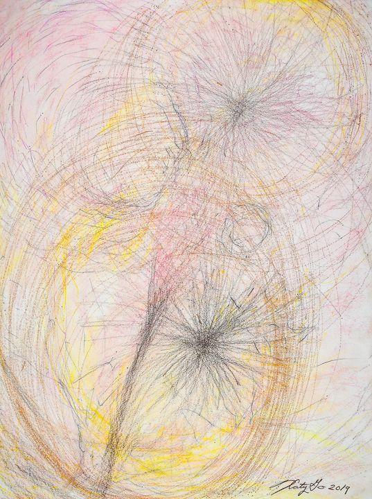 Formless, Timeless, Now - Katy Go Art