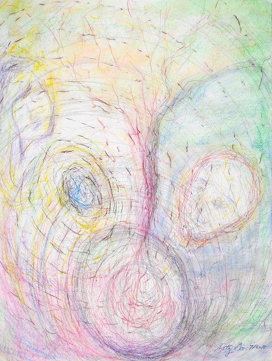 Duality - Katy Go Art