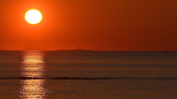 Harbor Sunrise - NatureBabe Photos
