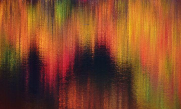Autumn Water Colors - NatureBabe Photos
