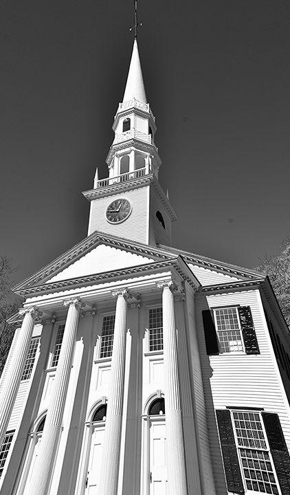 First Congregational Litchfield, CT - NatureBabe Photos