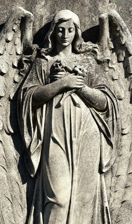 Tombstone Angel - NatureBabe Photos