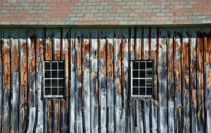 Rustic Old Barn - NatureBabe Photos - Photography, Buildings