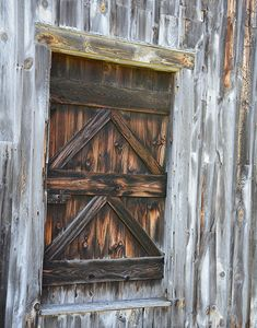 Cider House Door