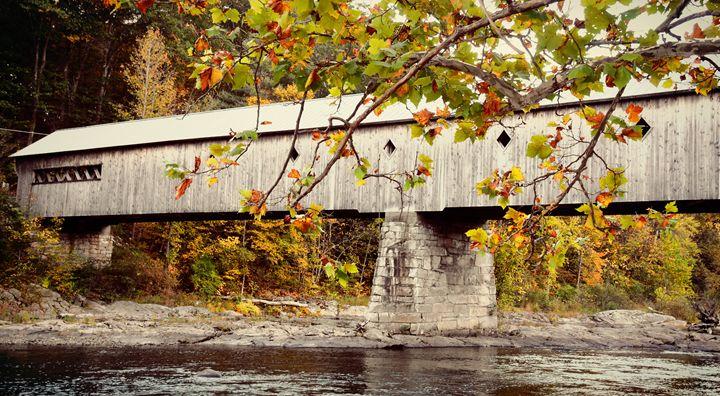 West Dummerston Bridge - NatureBabe Photos