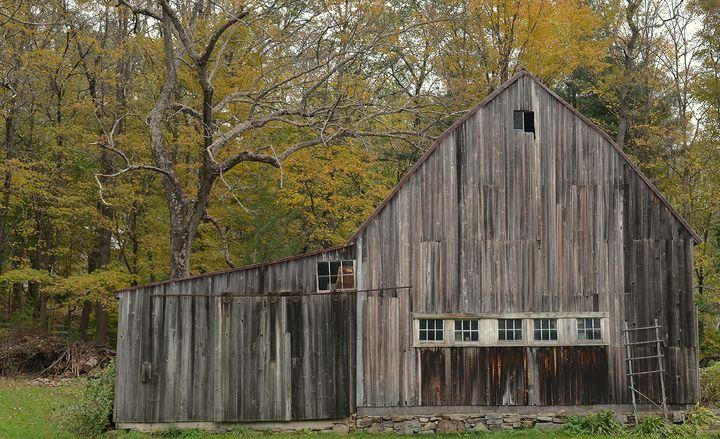 Rustic Connecticut Barn - NatureBabe Photos