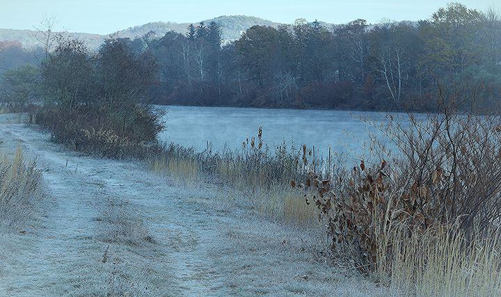 Brisk New England Morning - NatureBabe Photos