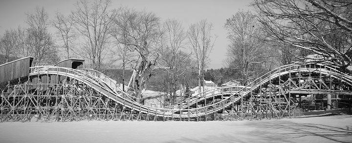 """The """"Wooden Warrior"""" in Winter - NatureBabe Photos"""