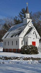 St, Bridget's in the Snow