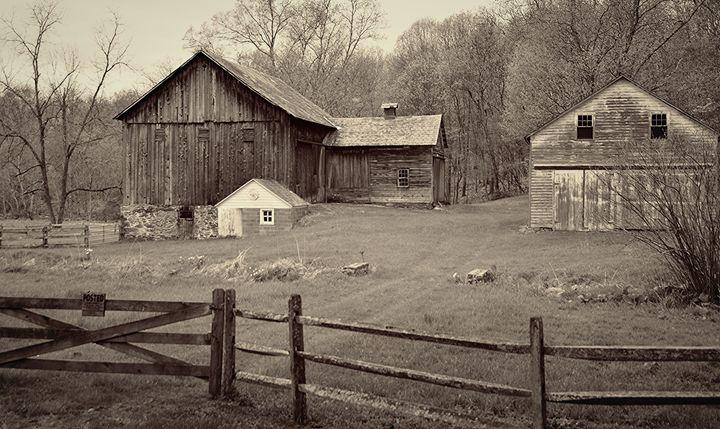 Eastern Pennsylvania Barn - NatureBabe Photos