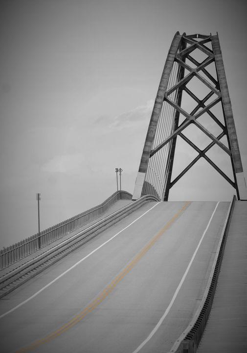Lake Champlain Bridge NY to VT - NatureBabe Photos