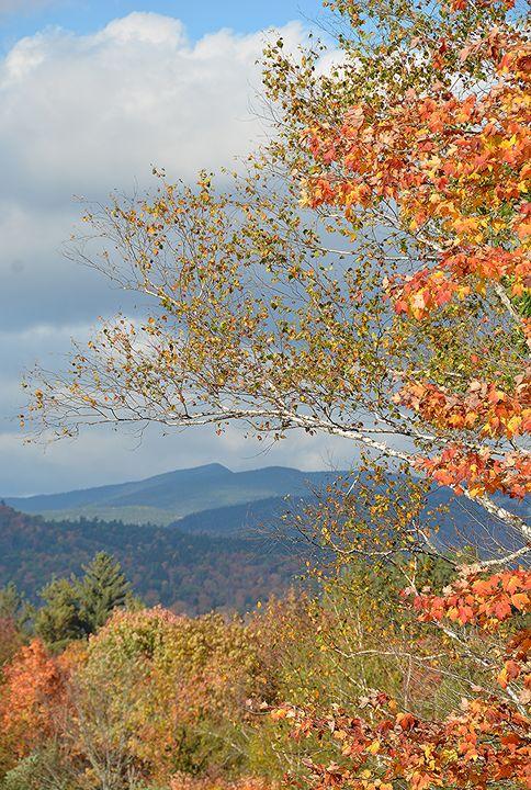New Hampshire Mountainview - NatureBabe Photos