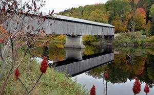 Mt. Orne Covered Bridge
