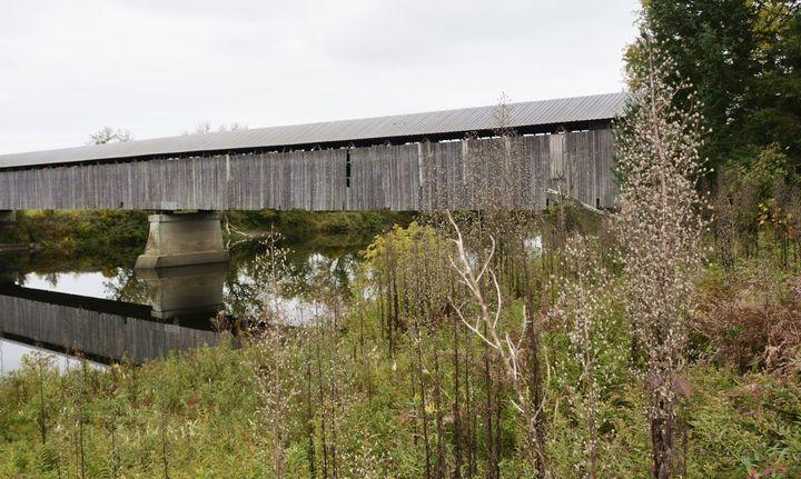 Mt. Orne Bridge NH/VT - NatureBabe Photos