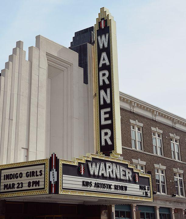 Art Deco Theatre - NatureBabe Photos