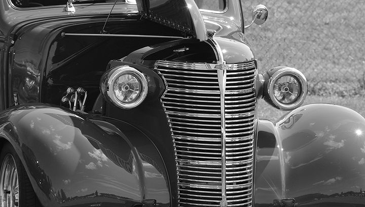 Classic 1930s Chevy - NatureBabe Photos