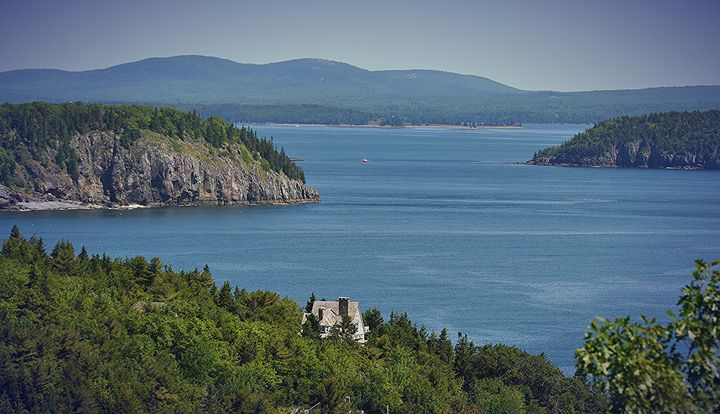 Bar Harbor Maine - NatureBabe Photos