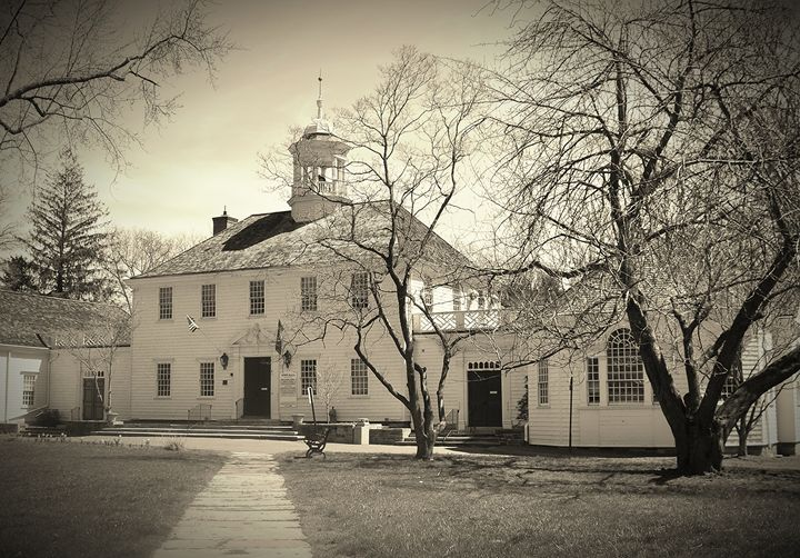 Fairfield Town Hall - NatureBabe Photos