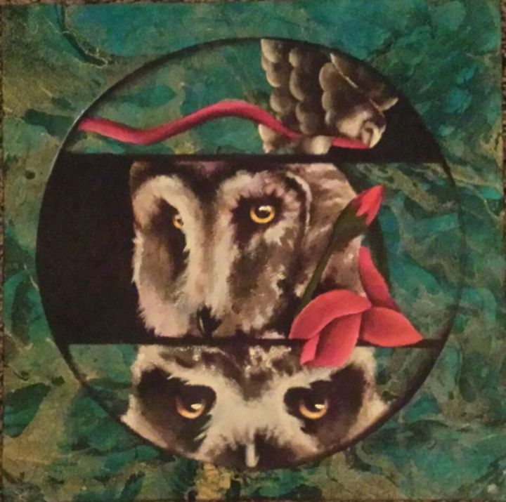 I Don't Give a Hoot - Blue Whiskers